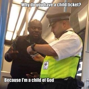 Do you need a child ticket?