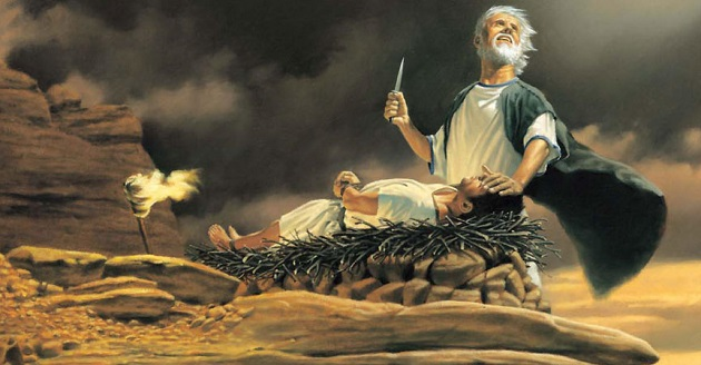 12 Questions Isaac asked Abraham before his daddy almost sacrificed him!