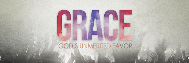 You are saved by Grace!