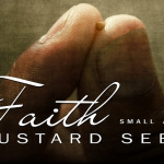 how much faith is required to please God