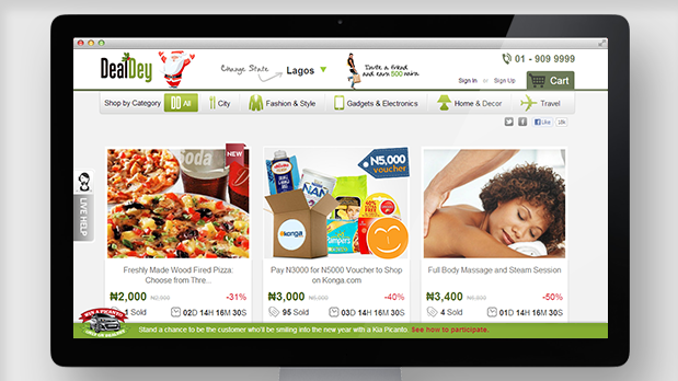 Ringier Acquires Dealdey